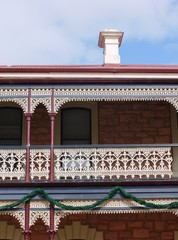 Cast iron at  a house in Mount Garbier
