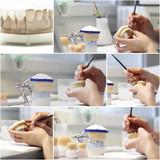 Fototapety dental dentist objects collage
