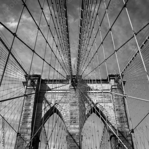 Brooklyn bridge, New York City © f11photo