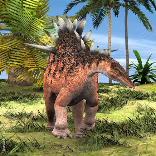 kentrosaurus-dinozaura