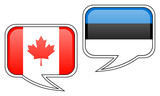 Canadian-Estonian Conversation