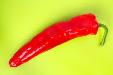 Large pointed pepper