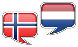 Norwegian-Dutch Conversation