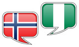 Norwegian-Nigerian Conversation