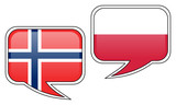 Norwegian-Polish Conversation