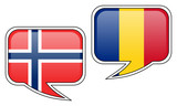 Norwegian-Romanian Conversation