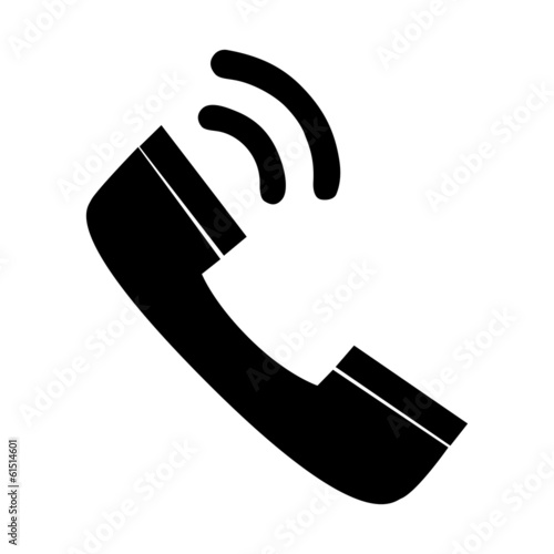 icon telephone call