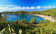 canvas print picture - Fetovaia bay - Elba island