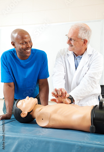 CPR Lessons From Doctor