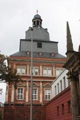 Bij Konstantin Basilika