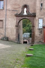 kasteel omgeving Arzfeld in de Eifel