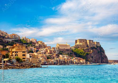 Castle Scilla in Calabria, Italy - 61523854