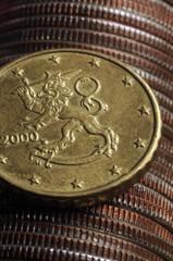 Euro Finland Euroa Suomessa 芬兰欧元 اليورو فنلندا