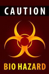 sign bio hazard