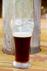 Dark Craft Beer Homebrew