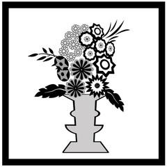 お供えの花アイコン