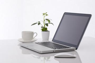 オフィスのパソコン