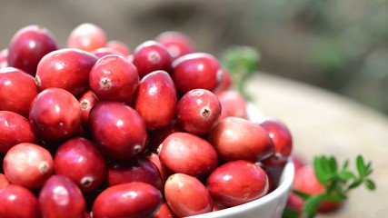 Rotating Cranberries (loopable)