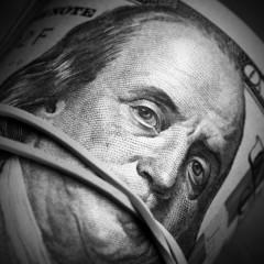 Money keep silent