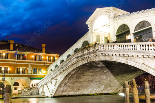 Rialto Bridge, Venice, Italy - 61532471