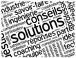 """Nuage de Tags """"SOLUTIONS"""" (idées créativité innovation projets)"""