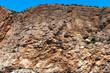 the steep rock in the Crimea
