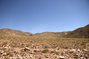 Landschaft in Jujuy