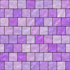 Seamless purple glass mosaic generated hires texture