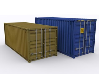 High Cube Container