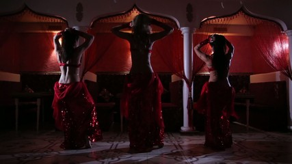charming belly dance