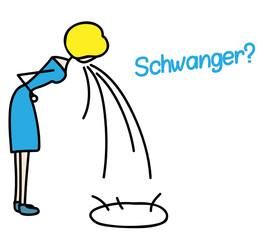 Schwanger?
