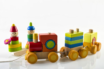 giocattolo di legno