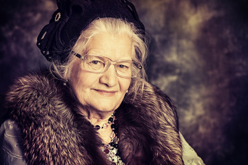 old madam