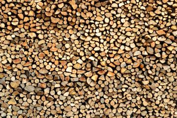 Catasta legna da ardere (quercia, faggio e rovere)
