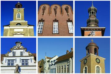 Impressionen von HUSUM ( Schleswig-Holstein )