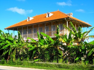 Maison Zévallos, Guadeloupe