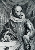 Miguel de Cervantes, Spanish novelist, poet, playwright