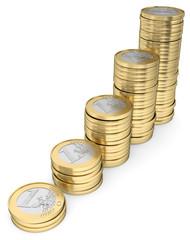 Münzentreppe vorne