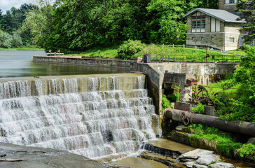 Triphammer Falls, Ithaca, New York