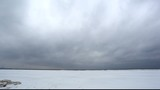 Winter in the Gulf of Finland, St. Petersburg