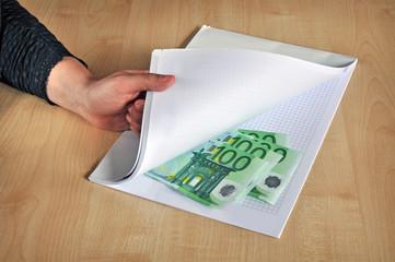 Corruption & bribery, EUR money corrupting