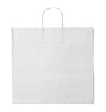 white bag template plastic paper shopping