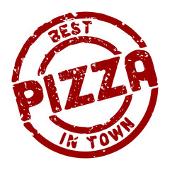 stempel best pizza in town I