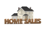 Real Estate Home Sales