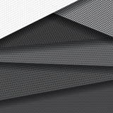 Background of several carbon fiber patterns