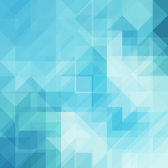 Abstract background from triangle shapes