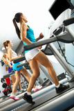 Fototapety Cardio workout