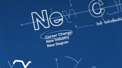 Blueprint for a New Career