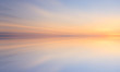 Reflection of colorful sunset with long exposure effect - 61562657