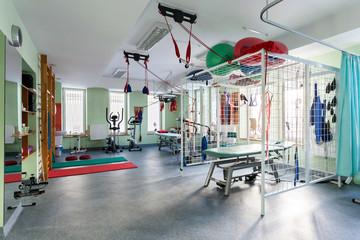 Hall rehabilitation